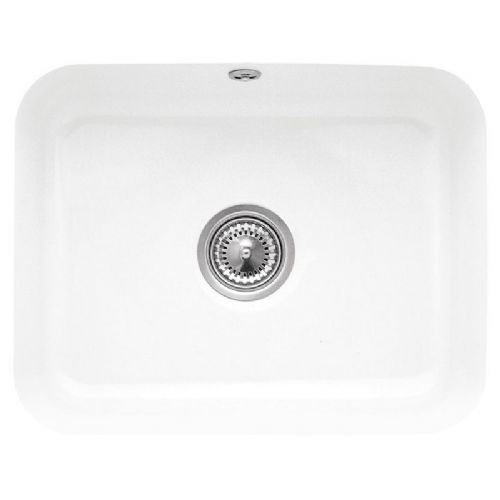 Villeroy and Boch Cisterna 60C Ceramic Undermount Kitchen Sink